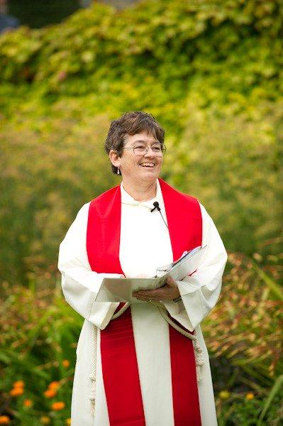 Rev Dr Dorothy Jeffery